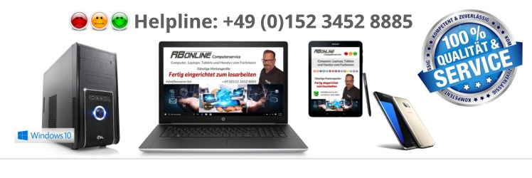 RBONLINE Computerservice - Computer, Laptop, Handy, Tablet